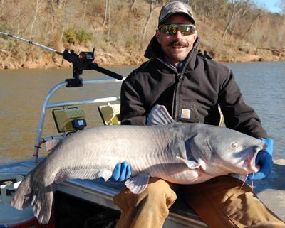 Fishing report december 31 2007 lake texoma striper guide for Texoma fishing report